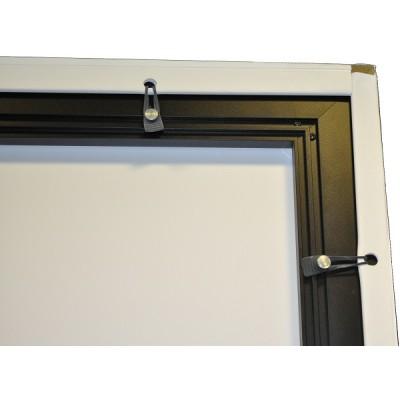 Ecran de projection sur cadre flat elastic for Choix ecran photo