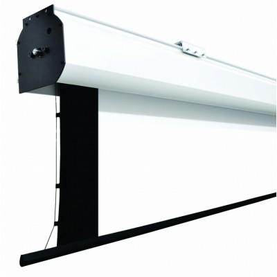 ecran de projection lectrique de type tensionn. Black Bedroom Furniture Sets. Home Design Ideas