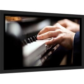Ecran de Projection sur Cadre - GP Screen - Canaletto - 160cm à 400cm - Toile au choix