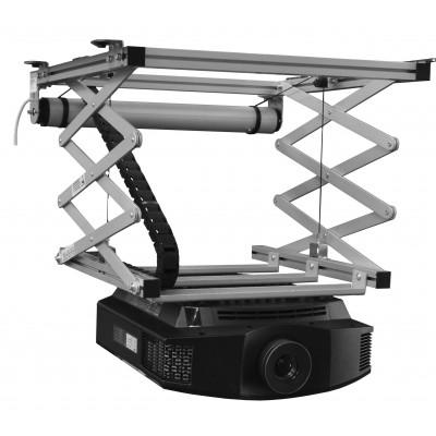 Ascenseur pour Vidéoprojecteur - GP Screen - VP125 - Descente jusqu'à 96cm - Poids max supporté 25kg