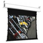 Ecran Motorisé - GP Screen - Giotto Tensionné et Encastré - 160cm à 400cm - Toile au choix