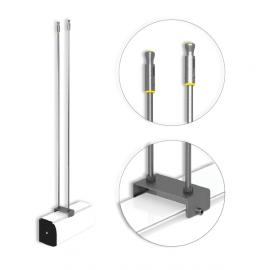 Kit Faux Plafond - GP Screen - Pour écrans Compact et Major