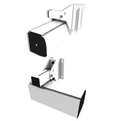 Support pour plafond inclin - Ecran de projection encastrable plafond ...