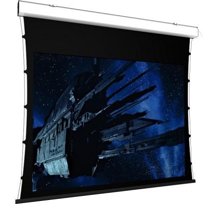 ecran de projection motoris et tensionn compact tensionn. Black Bedroom Furniture Sets. Home Design Ideas