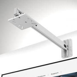 Support Mural - Optoma OWM855W - Réglable de 53.5 à 135cm - Poids Max Supporté 15kg -