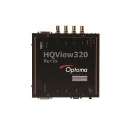 Boitier de traitement de signal - Optoma - HQView320 - Menu OSD