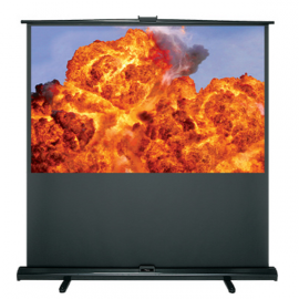 Ecran Portable - Optoma - Pull-UP - Panoview DP-1082MWL - Format 16/10 - 177x110cm