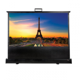 Ecran Portable - Optoma - Pull-UP - Panoview DP-9046MWL - Format 16/9 - 101x57cm