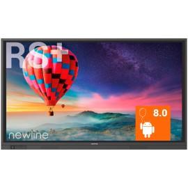 Ecran tactile interactif - Newline RS + - 4k (3840×2160) – 65 pouces / 165.1cm