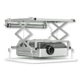 Ascenseur pour Vidéoprojecteur - GP Screen - VPH50HC - Descente jusqu'à 54cm - Poids max supporté 25kg