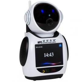Système de Téléphonie / Caméra / Alarme par Réseau - Néo - Pour Android &iOS