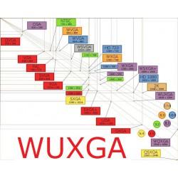 Vidéoprojecteurs en WUXGA 1920x1200 Pixels