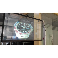 Films de Projection sur Vitrine