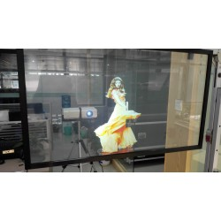 Films de Projection sur Vitrine FORMAT 16/9