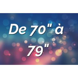 """Ecrans Tactiles de 70"""" à 79"""""""