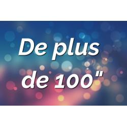 """Ecrans Tactiles de + de 100"""""""